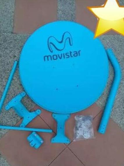 Antena Tv Movistar Sin Lnb