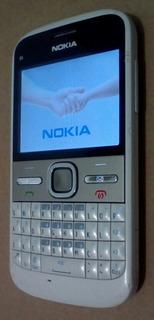 Nokia E5-00 E-series Branco Wifi Bluetooth Fm Desbloqueado