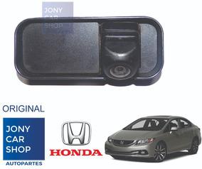 Câmera De Ré Honda New Civic 2012-2016 39530tr0g21