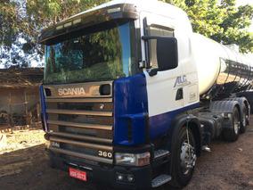 Scania 124 360 6x2 2005