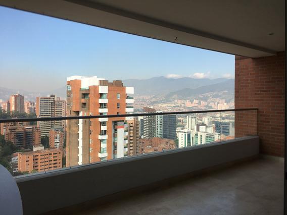 Apartamento El Poblado Loma De Los Parra