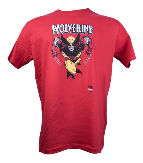 Remeras Marvel Originales Edicion Limitada Wolverine