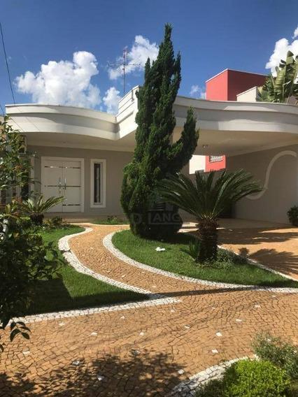 Casa Com 3 Dormitórios À Venda, 188 M² Por R$ 660.000 - Condomínio Campos Do Conde - Paulínia/sp - Ca12956