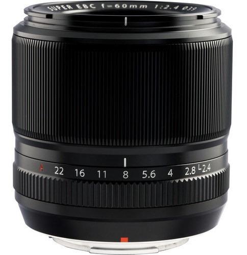 Lente Fujifilm Xf 60mm F/2.4 R Macro