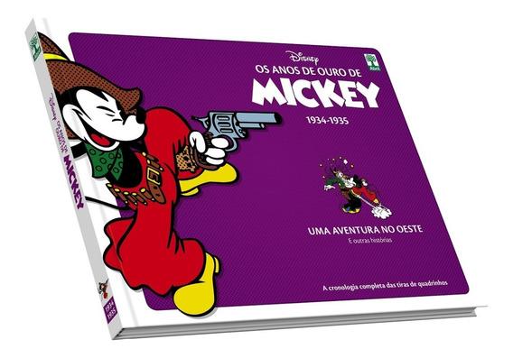Hq Disney Os Anos De Ouro De Mickey: Uma Aventura No Oeste