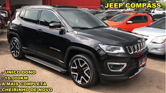 Jeep Compass Limited Impecavel (n Suv Hyunday Honda Pajero)