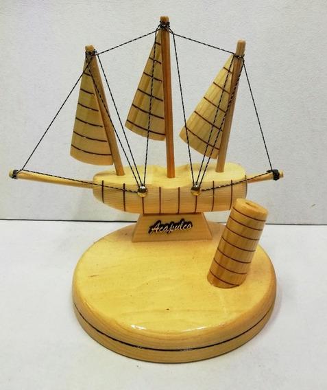 Barco Portalapices Pisapapel