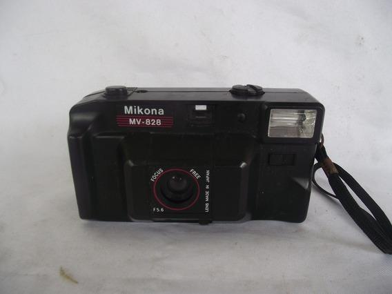Antiga Camera Fotografica Da Marca Mikona (cod.2572)