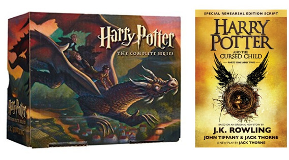 Box Harry Potter Em Inglês + Livro 8 The Complete Collection