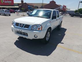 Nissan Frontier Crew Cab Le 5vel 4x2 Mt 2013