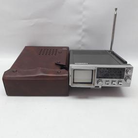Rádio Tv Embassy Ltv-012 Japan 1986 Com Capa.