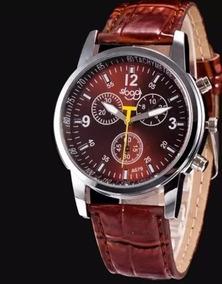 Relógio Unisex Sloggi Estilo Yazole Cor: Marrom Cod. 00349