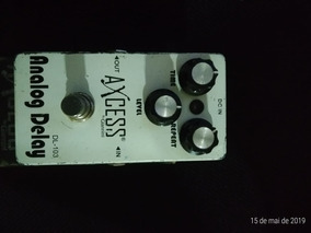 Pedal Analog Delay Axcess - Dl 103