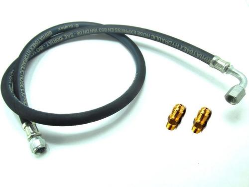 Flexivel Lubrificação Oleo 1 Metro E Flexivel Do Ar 500mm