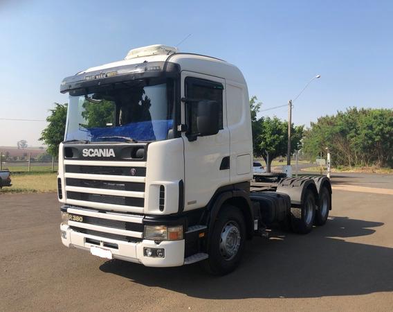 Scania 114 R 380 6x2 Evolução