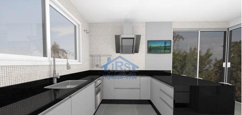 Residencial Burle Marx Sobrado Com 4 Dormitórios À Venda, 395 M² Por R$ 2.600.000 - Residencial Burle Marx - Santana De Parnaíba/sp - So1145