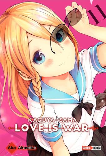 Imagen 1 de 4 de Manga - Kaguya-sama Love Is War 11 - Xion Store