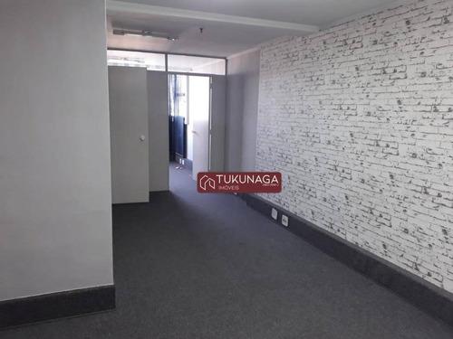Sala Para Alugar, 37 M² Por R$ 1.300,00/mês - Tucuruvi - São Paulo/sp - Sa0161