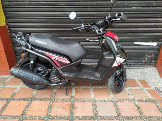 Yamaha Bws X Modelo 2015 Como Nueva Llantas Nuevas