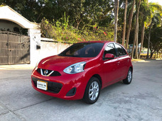 Nissan March 2016 Automatico Gasolina