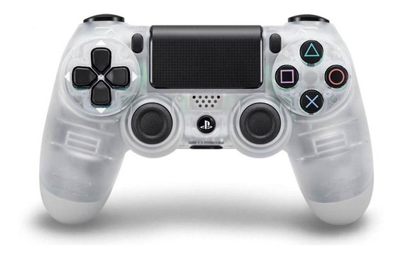 Joystick Sony Para Ps4 Dualshock 4 Crystal