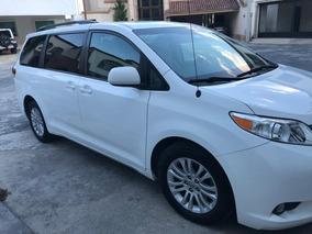 Toyota Sienna Xle Tela (blanco Perla)