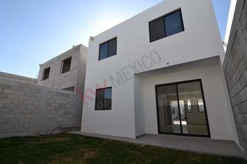 ¡nueva! Casa En Venta, San Marino, Las Quintas, Torreón, Coahuila