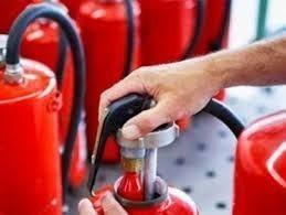 Imagem 1 de 3 de Recarga E Manutenção De Extintores