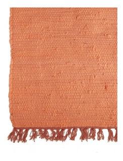 Alfombra Baranagar Naranja Mediana 90x150 Okko