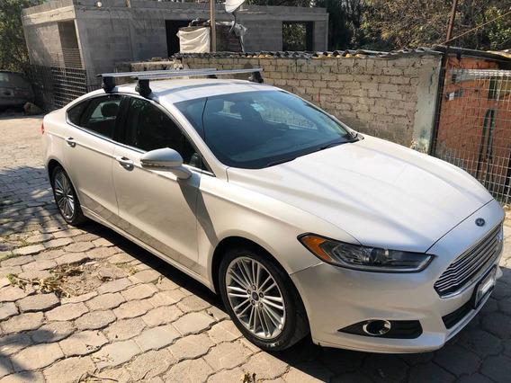 Ford Fusion 2.0 Se Luxury Mt 2015