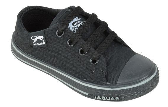 Zapatillas Lona Puntera Unisex Niños 23/33 Jaguar (128)