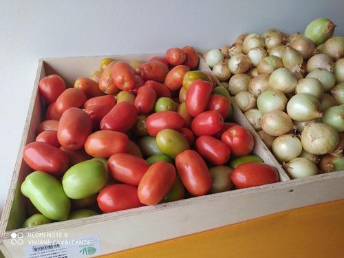 Imagem 1 de 5 de Frutas E Verduras