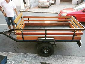 Carreta Fazendinha 2x1,10 R$2290,00 Ou 6x S/ Juros. 2018
