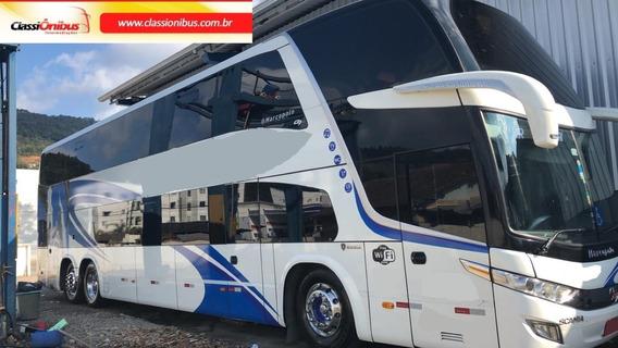 A Classi Onibus Vende Dd Gvii 1800 2016 K 400 Leito Total