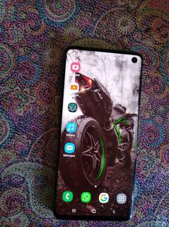 Celular Samsung S10 512gb De Memoria