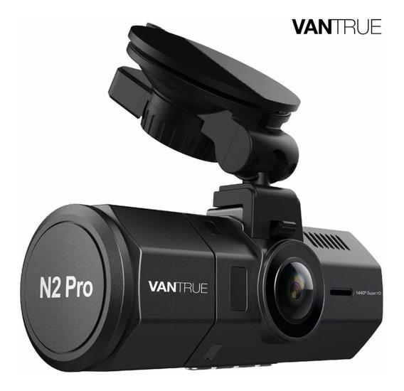Câmera P/segurança/uber/ Motorista/ Vantrue N2 Pro Mod. 2019