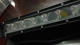 Barra Laser Led 24 Pulg 2100 Watts Para Boter Y Lanchas