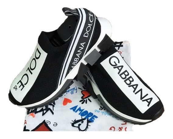 Tênis Dolce & Gabbana Unissex Lançamento 2020+frete Grátis