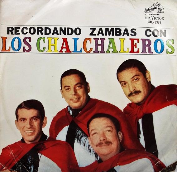 Los Chalchaleros - La Andariega Disco - Simple Fol@