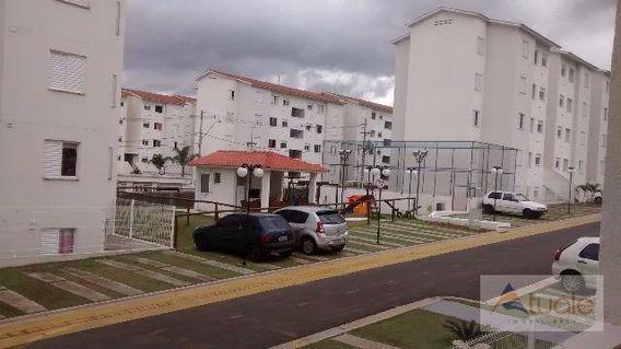 Apartamento Com 2 Dormitórios À Venda, 44 M² - Residencial Anauá - Hortolândia/sp - Ap5881