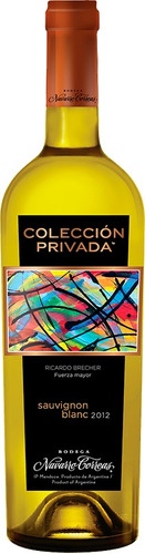 Navarro Correas Linea Colección Privada Sauv. Blanc 750ml
