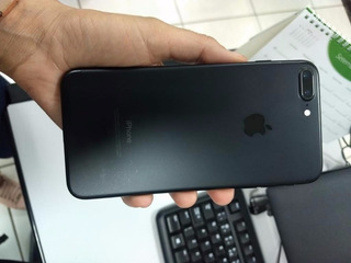 iPhone 7 Plus 128gb Preto Fosco