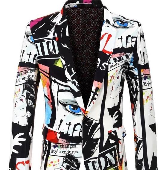 Saco Lujo William//david Luxorwear