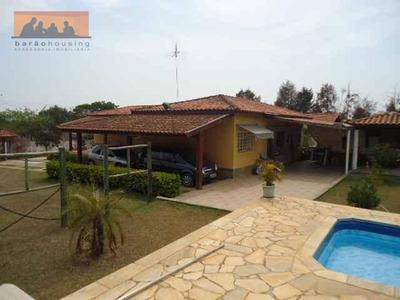 Chácara Residencial À Venda, Village Campinas, Campinas - Ch0009. - Ch0009