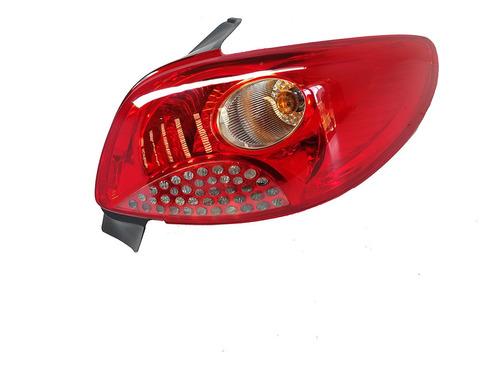 Imagem 1 de 4 de Lanterna Traseira Direita Original Peugeot 207