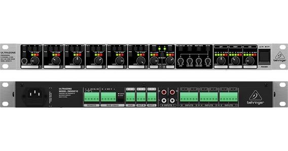 Mixer Behringer Ultrazone Zmx-8210
