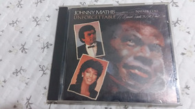 Johnny Mathis & Natalie Cole Unforg Tribute A Nat King Cole