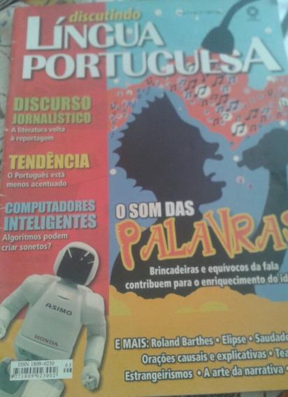 Discutindo Língua Portuguesa Ano 1 N° 5