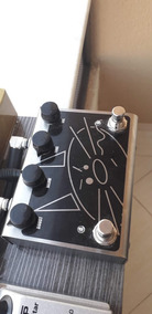 Pedal Guitartech Mad Cat Com Booster