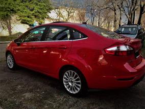Ford Fiesta Kinetic Design Titanium 1.6 Mt Excelente Estado
